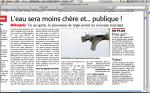 Article Midi Libre - 14 avril 2015