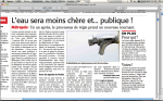 Article Midi Libre - 14 avril 2015